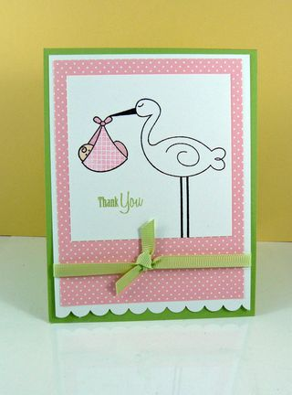Lauras thank you cards