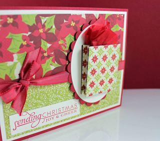 Christmas present upclose